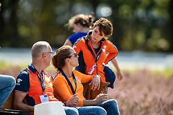 Hoy Betina, GER, Blom Merel, Stuip Dirk, NED<br /> European Championship Eventing<br /> Luhmuhlen 2019<br /> © Hippo Foto - Dirk Caremans