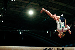 02-05-2004 TURNEN: EUROPEES KAMPIOENSCHAP DAMES: AMSTERDAM<br /> Suzanne Harmes<br /> ©2004-www.fotohoogendoorn.nl