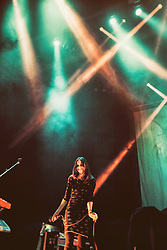 Warpaint performs at The Bill Graham Civic Auditorium - San Francisco, CA - 4/17/14