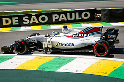 November 10, 2017 - Sao Paulo, Brazil - Motorsports: FIA Formula One World Championship 2017, Grand Prix of Brazil, ..#19 Felipe Massa (BRA, Williams Martini Racing) (Credit Image: © Hoch Zwei via ZUMA Wire)