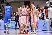 DESCRIZIONE : Campionato 2014/15 Serie A Beko Dinamo Banco di Sardegna Sassari - Grissin Bon Reggio Emilia Finale Playoff Gara3<br /> GIOCATORE : Team Grissin Bon Reggio Emilia<br /> CATEGORIA : Time Out Before Pregame Fair Play<br /> SQUADRA : Grissin Bon Reggio Emilia<br /> EVENTO : LegaBasket Serie A Beko 2014/2015<br /> GARA : Dinamo Banco di Sardegna Sassari - Grissin Bon Reggio Emilia Finale Playoff Gara3<br /> DATA : 18/06/2015<br /> SPORT : Pallacanestro <br /> AUTORE : Agenzia Ciamillo-Castoria/L.Canu