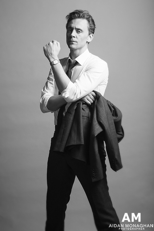 High Rise 2015- Tom Hiddleston as Laing