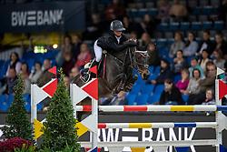 Greig Shaunie, GBR, Granouche<br /> Stuttgart - German Masters 2018<br /> © Hippo Foto - Stefan Lafrentz