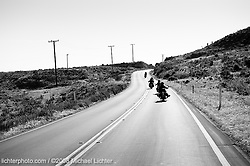 Riding to the Mexican border, CA. 2007<br /> <br /> Limited Edition Print from an edition of 30. Photo ©2007 Michael Lichter.