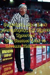 01 December 2010: Dan Chrisman during an NCAA basketball game between the University of Nevada Las Vegas Runnin' Rebels and the Illinois State Redbirds at Redbird Arena in Normal Illinois.