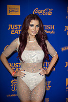 Carla Howe at  the British Curry Awards, at Evolution Battersea park London.