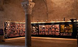 EXPRESSION VOLTO NOSTRO.Castello Svevo di Bari,  13-14 FEBBRAIO 2010..Dodicesima Settimana..KASH GTorsello/APULIA FILM COMMISSION