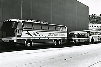 1987 Starline Tour Bus in Hollywood