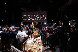 The Academy's Governors Ball preview for the 91st Oscars® on Friday, February 15, at the Ray Dolby Ballroom in Hollywood.