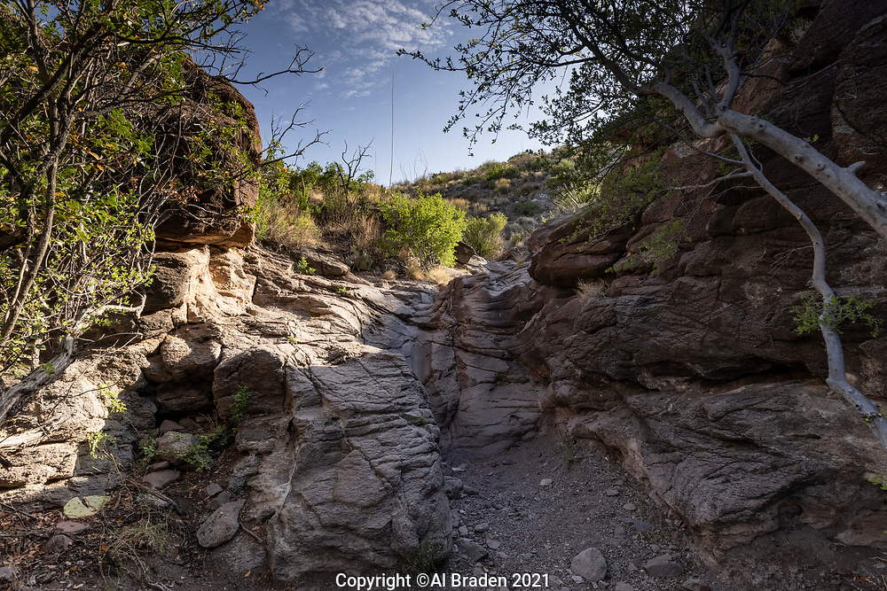 Upper Burro Mesa Trail