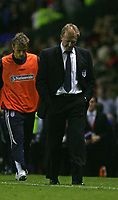 Photo: Andrew Unwin.<br />England v Macedonia. UEFA European Championships 2008 Qualifying. 07/10/2006.<br />England's Steve McClaren.