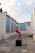Fundacio Joan Miro, Montjuic, Barcelona, designed by Josep Lluís Sert.