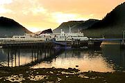 The Malispina, Alaska Ferry, Petersburg, Alaska