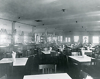 1916 Commissary at Ince Studios in Culver City, later MGM Studios