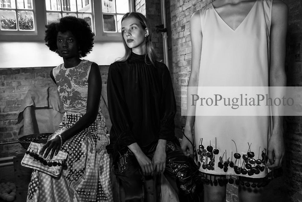 London Fashion Week: Aliche Archer collection Spring/Summer 2018
