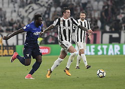October 14, 2017 - Turin, Italy - Federico Bernardeschi during Serie A match between Juventus v Lazio, in Turin, on october 14, 2017  (Credit Image: © Loris Roselli/NurPhoto via ZUMA Press)