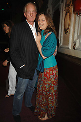 Actor CHARLES DANCE and actress GRETA SCACCHI at the Grand Classics presentation of Ken Loach's Oscar winning film 'Closely Observed Trains' held at the Electric Cinema, Portobello Road, London W11 on 9th July 2007.<br /><br />NON EXCLUSIVE - WORLD RIGHTS