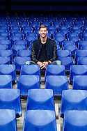 Foto: Gerrit de Heus. 08-09-2015. Michiel Kramer. Spits van Feyenoord.