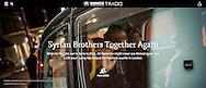 UNHCR Tracks - http://tracks.unhcr.org/2016/01/syrian-brothers-together-again/