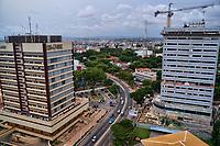 Cedi House & Ghana Export Promotion Council, Liberia Road