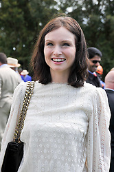 SOPHIE ELLIS-BEXTOR at the 3rd day of the 2009 Glorious Goodwood racing festival held at Goodwood Racecourse, West Sussex on 30th July 2009.