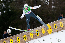 Jurij TEPES during Flying Hill Individual Qualifications at 1st day of FIS Ski Jumping World Cup Finals Planica 2011, on March 17, 2011, Planica, Slovenia. (Photo By Matic Klansek Velej / Sportida.com)