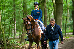 Witte-Vrees Madeleine, NED, Charmeur<br /> CHIO Rotterdam 2018<br /> © Hippo Foto - Sharon Vandeput<br /> 23/06/18