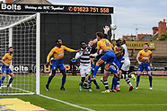 Mansfield Town v Forest Green Rovers 120817