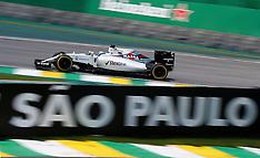 London- Williams Driver Line-Up Announcement - 3 Nov 2016