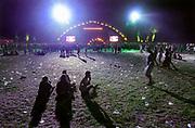 Nederland, Ewijk, 7-7-2019Publiek tijdens dtrh, down the rabbit hole .Foto: Flip Franssen