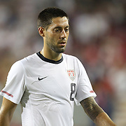 USA midfielder Clint Dempsey (8) during a  CONCACAF Gold Cup soccer match between the United States and Panama on Saturday, June 11, 2011, at Raymond James Stadium in Tampa, Fla. (AP Photo/Alex Menendez)