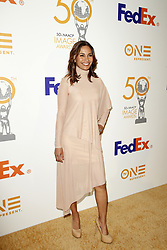 March 9, 2019 - Los Angeles, CA, USA - LOS ANGELES - MAR 9:  Salli Richardson Whitfield at the 50th NAACP Image Awards Nominees Luncheon at the Loews Hollywood Hotel on March 9, 2019 in Los Angeles, CA (Credit Image: © Kay Blake/ZUMA Wire)