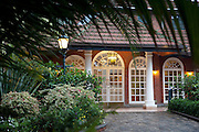 The Norfolk Hotel, one of the most known luxury hotels in Nairobi, and steeped in colonial history. Nairobi, Kenya