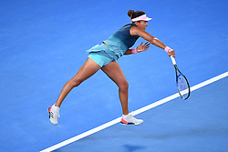 January 24, 2019 - Melbourne, AUSTRALIA - Naomi Osaka (Credit Image: © Panoramic via ZUMA Press)