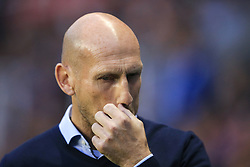 22 August 2017 -  EFL Cup Round Two - Reading v Millwall - Jaap Stam manager of Reading - Photo: Marc Atkins/Offside
