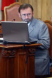 SERGIO GIOVANNI LANCERIN<br /> UDIENZA PROCESSO CARIFE CASSA RISPARMIO DI FERRARA