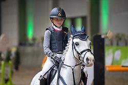 Goeminne Marie-Joelle, BEL, Robbie F<br /> Nationaal Indoorkampioenschap  <br /> Oud-Heverlee 2020<br /> © Hippo Foto - Dirk Caremans