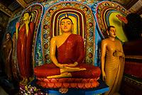 Isurumuniya Temple, Anuadhapura. SrI Lanka.