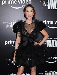"Kate Beckinsale attends the series premiere of Amazon Prime Video's ""The Widow"" held at the Crosby Street Hotel on Friday, March 1, 2019 in New York City."