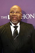 January 12, 2013- Washington, D.C- Rev. T.D. Jakes (Honoree) attends the 2013 BET Honors Red Carpet held at the Warner Theater on January 12, 2013 in Washington, DC. BET Honors is a night celebrating distinguished African Americans performing at exceptional levels in the areas of music, literature, entertainment, media service and education. (Terrence Jennings)