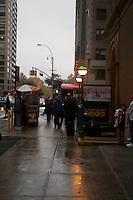 57th Street subway station Manhattan New York