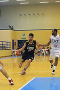 DESCRIZIONE : Varallo Torneo di Varallo Lega A 2011-12 EA7 Emporio Armani Milano Banco di Sardegna Sassari<br /> GIOCATORE : Drake Diener<br /> CATEGORIA : Palleggio<br /> SQUADRA : Banco di Sardegna Sassari<br /> EVENTO : Campionato Lega A 2011-2012<br /> GARA : EA7 Emporio Armani Milano Banco di Sardegna Sassari<br /> DATA : 11/09/2011<br /> SPORT : Pallacanestro<br /> AUTORE : Agenzia Ciamillo-Castoria/A.Dealberto<br /> Galleria : Lega Basket A 2011-2012<br /> Fotonotizia : Varallo Torneo di Varallo Lega A 2011-12 EA7 Emporio Armani Milano Banco di Sardegna Sassari<br /> Predefinita :