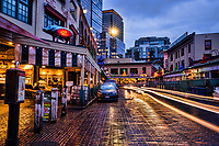 Early Morning @ Pike Place Market, Holiday Season