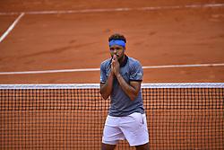 May 27, 2019 - Paris, France - Tsonga Jo Wilfried (Credit Image: © Panoramic via ZUMA Press)
