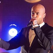 NLD/Amsterdam//20140331 - Uitreiking Edison Pop 2014, Mr. Probz
