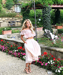 """Sylvie Meis releases a photo on Instagram with the following caption: """"\ud83d\udc95\ud83c\udf38\ud83c\udf3a\ud83d\udc95Beautiful day in Florence\ud83d\udc95\ud83c\udf38\ud83c\udf3a\ud83d\udc95 #happysunday #bellaitalia #firenze #florence \ud83c\uddee\ud83c\uddf9"""". Photo Credit: Instagram *** No USA Distribution *** For Editorial Use Only *** Not to be Published in Books or Photo Books ***  Please note: Fees charged by the agency are for the agency's services only, and do not, nor are they intended to, convey to the user any ownership of Copyright or License in the material. The agency does not claim any ownership including but not limited to Copyright or License in the attached material. By publishing this material you expressly agree to indemnify and to hold the agency and its directors, shareholders and employees harmless from any loss, claims, damages, demands, expenses (including legal fees), or any causes of action or allegation against the agency arising out of or connected in any way with publication of the material."""