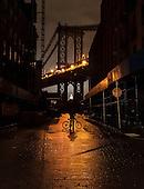 New York post-Sandy Blackout