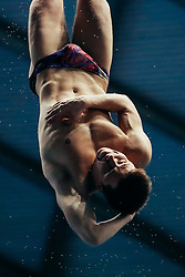 Freddie Woodward from City of Sheffield Diving Club competes in the Mens 3m Springboard - Mandatory byline: Rogan Thomson/JMP - 11/06/2016 - DIVING - Ponds Forge - Sheffield, England - British Diving Championships 2016 Day 2.
