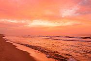 Radiant Morning, Sunrise, Two Mile Hollow Beach, East Hampton, Long Island, NY