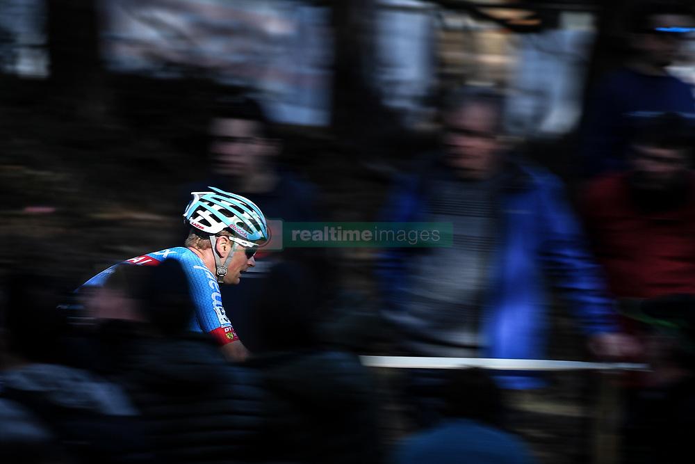 February 24, 2019 - Oostmalle, BELGIUM - Belgian Kevin Pauwels pictured in action during the men's elite race at the 'Internationale Sluitingsprijs Oostmalle' cyclocross race, Sunday 24 February 2019, in Oostmalle, the last race of the 2018-2019 season. BELGA PHOTO DAVID STOCKMAN (Credit Image: © David Stockman/Belga via ZUMA Press)